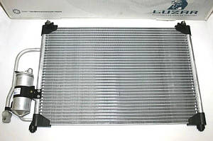 Радиатор кондиционера Ланос Лузар  LRAC CHLs0235