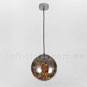 Люстра   лофт 52-567-LED GRAY