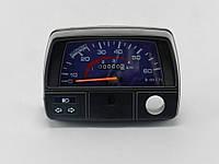 Панель приборов  в сборе Дельта 60км/ч с индикатором включенной скорости.