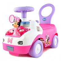 Машина KIDDIELAND Чудомобіль Мінні що танцює світло, звук 1шт короб. Китай