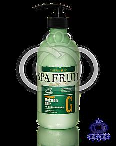 Кондиціонер для волосся органічний з екстрактом зеленого чаю Spa Fruit Green Tea Conditioner