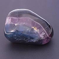 Сувенир интерьерный натуральный камень Флюорит 9х7х6см (+-1,5см) Код: 3103378
