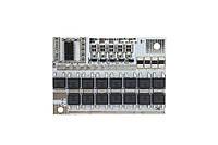 Универсальный контроллер заряда/разряда с балансиром BMS 3S, 4S, 5S 100A для Li-ion 18650