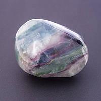 Сувенир интерьерный натуральный камень Флюорит 7,5х6,5х5см (+-1,5см) Код: 3684548