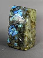 Сувенир натуральный камень Лабрадор 0,800гр Код: 3684557