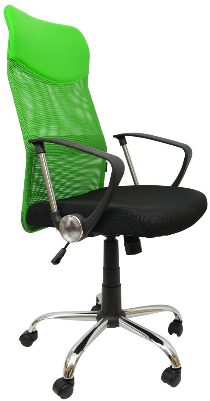 Кресло офисное Manager зелёное