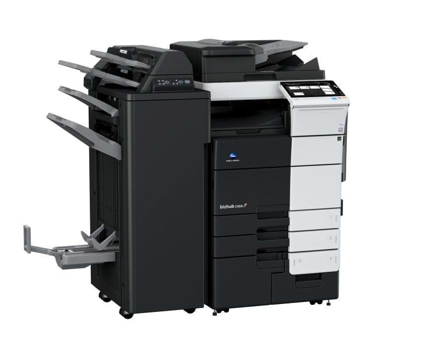 Konica Minolta bizhub C659 (сет. принтер/копир/сканер/дуплекс/СКСМ)