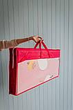 """Детский термо коврик складной игровой двусторонний """"Воздушный шар - Животные"""" 200х150 см +чехол, фото 9"""