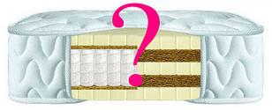 Какой матрас лучше выбрать: пружинный или беспружинный?