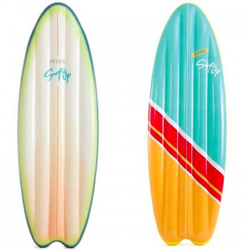 Надувной матрас для серфинга Surf`s up mats 58152 EU от Intex