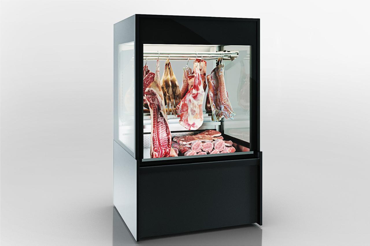 Вертикальная холодильная витрина для мяса MISSOURI MC 120 CRYSTAL S M/A