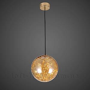Люстра   лофт  52-9763-LED AMBER