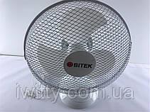 Настольный вентилятор bitek bt-1910 (23См 20ВТ), фото 3