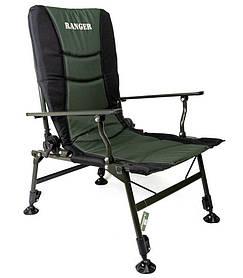 Карповое кресло для рыбалки отдыха на природе даче и во дворе Ranger Сombat SL-108