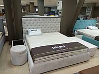 Комплект мебели для спальни Беатрис H (кровать + банкетка + 2 столика)
