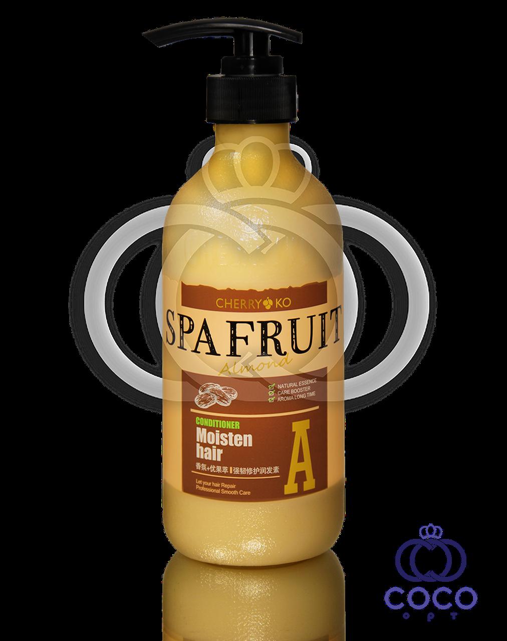 Кондиціонер для волосся органічний з мигдальним молочком Spa Fruit Almond Condition