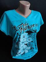Купить женскую футболку дёшево со склада
