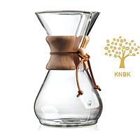 Кемекс для кави (Chemex 400 мл) Без багаторазового фільтра.
