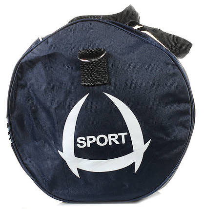 Спортивная сумка из нейлона BR-S 1210094470 темно-синяя, фото 2