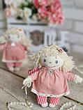 "Ангел ""Маленька красуня"",ангел ручної роботи, 18 см., 160/130 (цена за 1ангела +30гр.), фото 5"