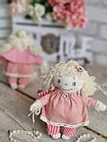 "Ангел ""Маленька красуня"",ангел ручної роботи, 18 см., 160/130 (цена за 1ангела +30гр.), фото 2"