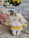 "Ангел ""Маленька красуня"",ангел ручної роботи, 18 см., 160/130 (цена за 1ангела +30гр.), фото 7"