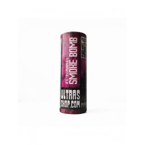 Дым цветной для фотосессий Smoke Bomb 11х4 см фиолетовый, Высокая насыщенность
