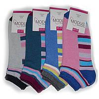 Женские носки Modus - 7,00 грн./пара (короткие, полуполоска), фото 1