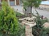 Скульптура Ящерица (шамот)
