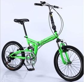 Велосипед Unicorn Compact 20 железо