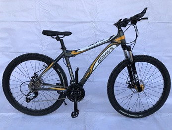 Велосипед Unicorn BMHW 26 алюминий
