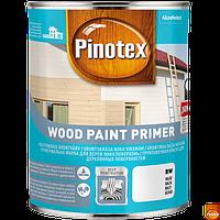 Алкидная грунтовочная краска Pinotex Wood Paint Primer (Пинотекс Вуд Пейнт Грунт) 1л