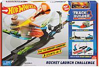 Трек Хот Вилс Пуск ракеты Hot Wheels Track Builder Rocket Launch Challenge Playset