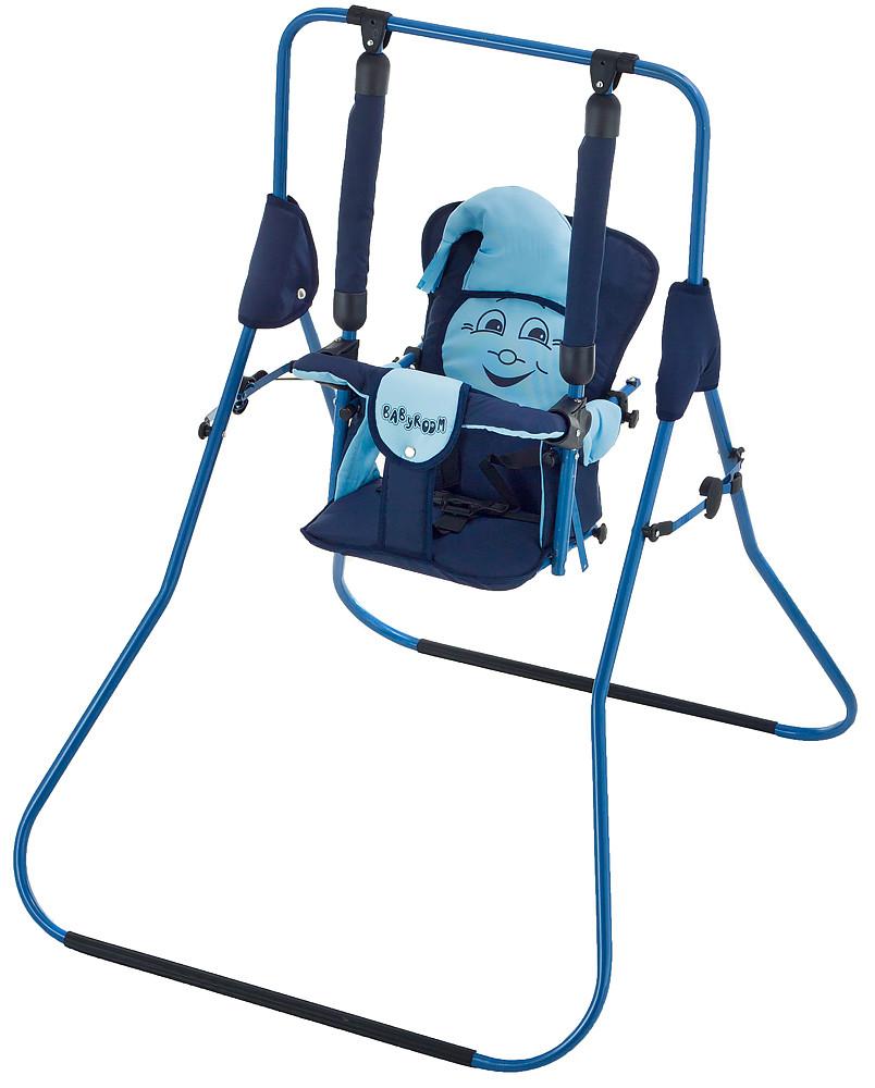 Качель Babyroom Casper  т.синий-голубой