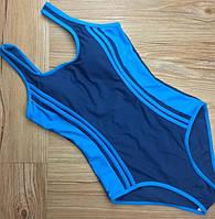 Купальник женский, Новинки 2020! Слитный элегантный купальник  утягивающий эффект.