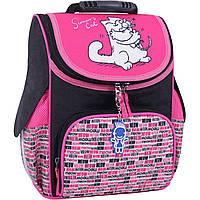 Рюкзак школьный каркасный Bagland Успех 12л (5512 чёрный 364), фото 1