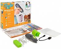 3D-ручка 3Doodler Start для детского творчества - Архитектор (96 стержней, шаблон, аксессуары), фото 1
