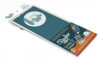 Набор стержней для 3D-ручки 3Doodler Start, бирюзовый, 24 шт