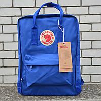 Синий Рюкзак в стиле Fjallraven Kanken Classic, синий канкен, фото 1