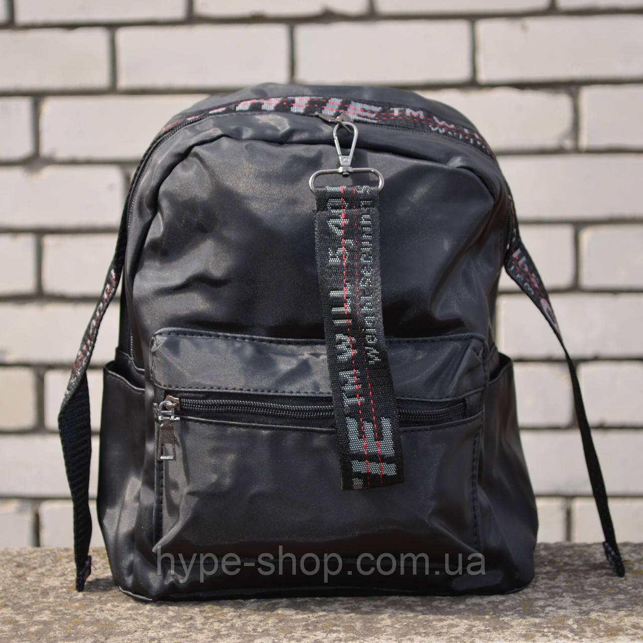 Рюкзак в стиле Off-White черный