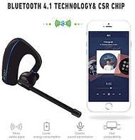 Bluetooth-гарнитура V4.1 с микрофоном и шумоподавлением совместима с iPhone, Android и смартфонами от JESOT
