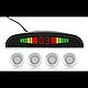 Парктроник Assistant Универсальный Для Автомобиля На 4 Датчика, фото 2