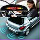 Парктроник Assistant Универсальный Для Автомобиля На 4 Датчика, фото 4