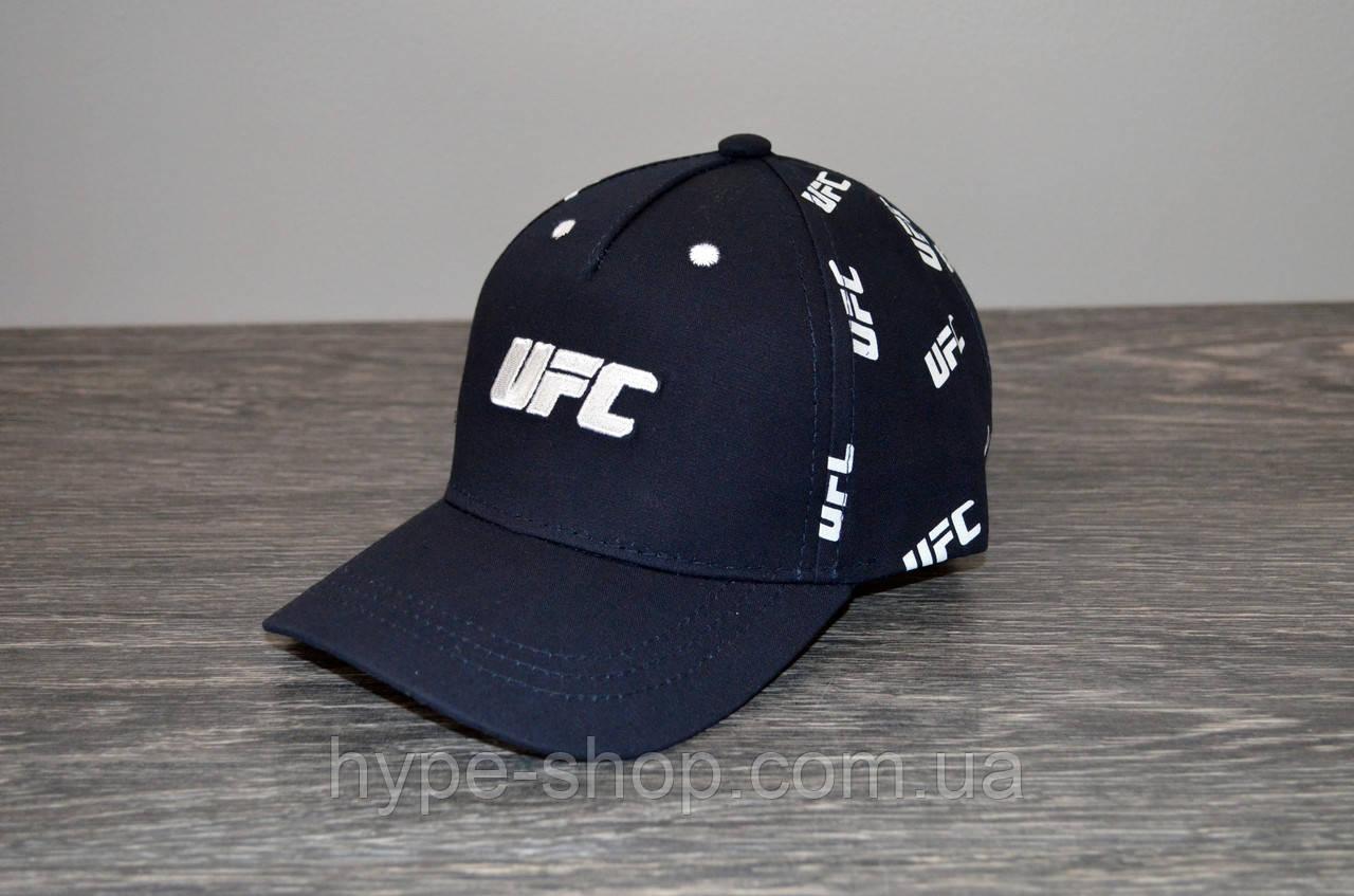 Кепка синяя UFC   Отличный выбор