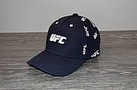 Кепка синяя UFC   Отличный выбор, фото 1