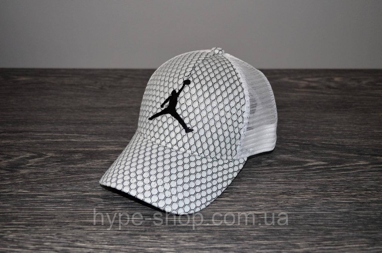 Біла Кепка в стилі Air Jordan | Відмінний вибір