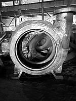 Корпус насоса изготовление литейным путем, фото 6