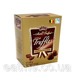 Конфеты Трюфель кофейный Maitre Fruffout