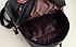 Рюкзак женский городской с цветами Kaila, фото 2