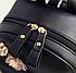 Рюкзак женский городской с цветами Kaila, фото 3